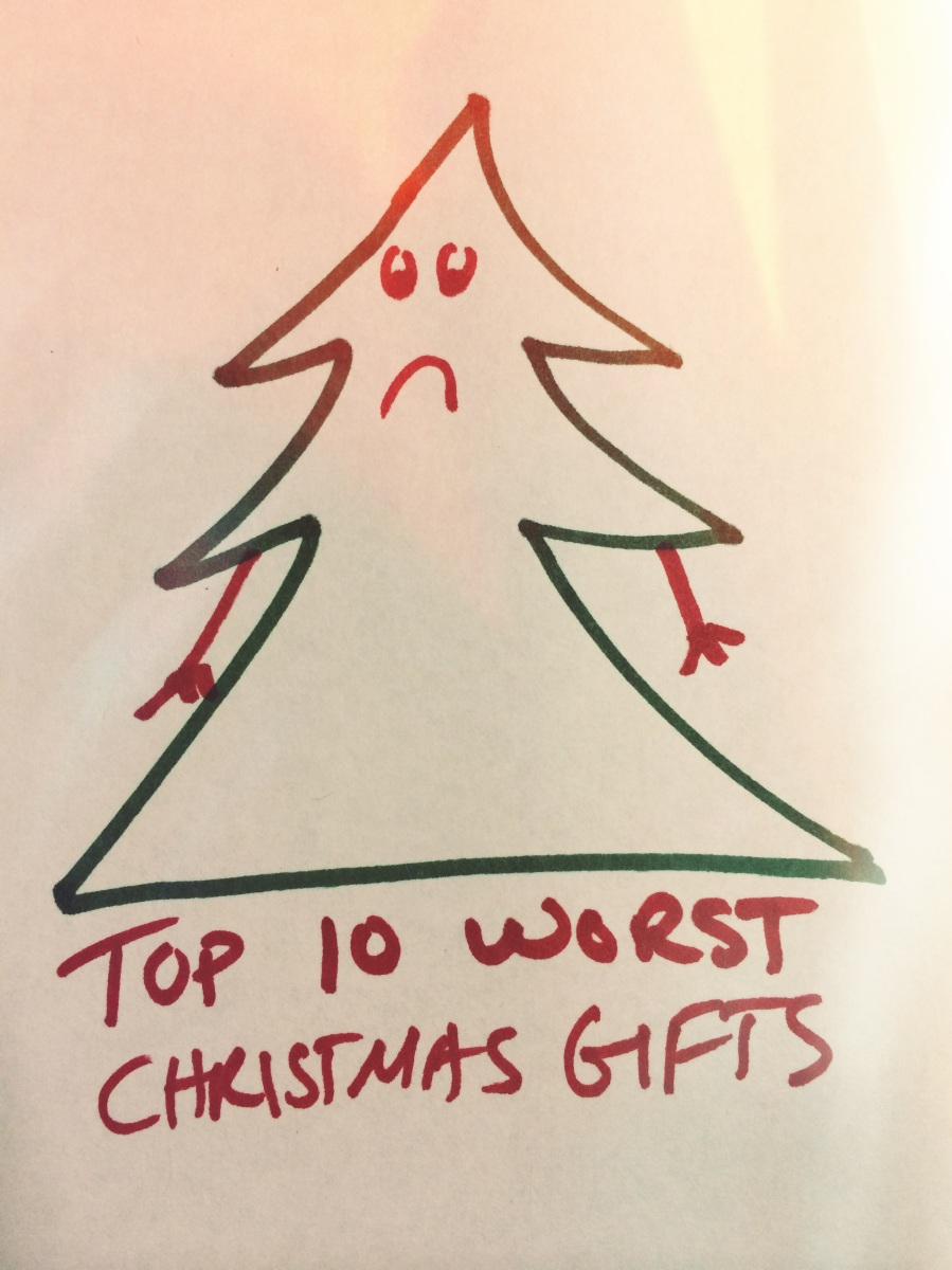 TOP 10 WORST CHRISTMAS GIFTS EVER